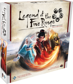 Legend of the Five Ring: The Card Game