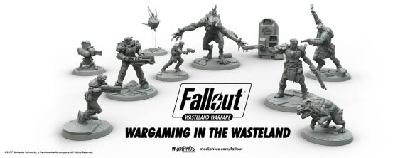 fallout wasteland warfare miniature game minis