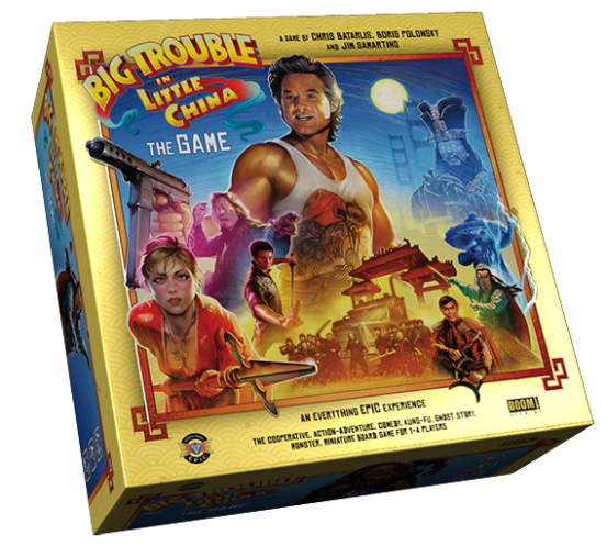 Big Trouble in Little China Deluxe