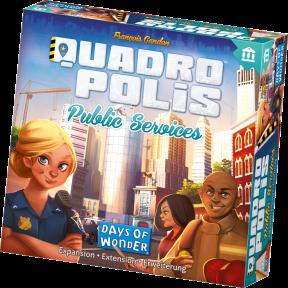 Quadropolis: Public services