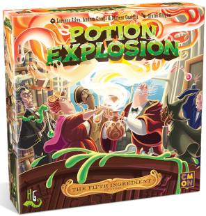 Potion Explosion: The Fifth Ingredient