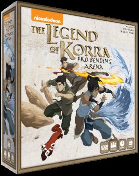 The Legend of Korra: Pro Bending Arena