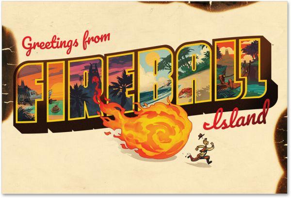 Fireball Island