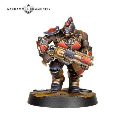 Goliath Ganger
