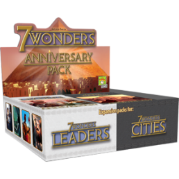 7 Wonders Anniversary Pack