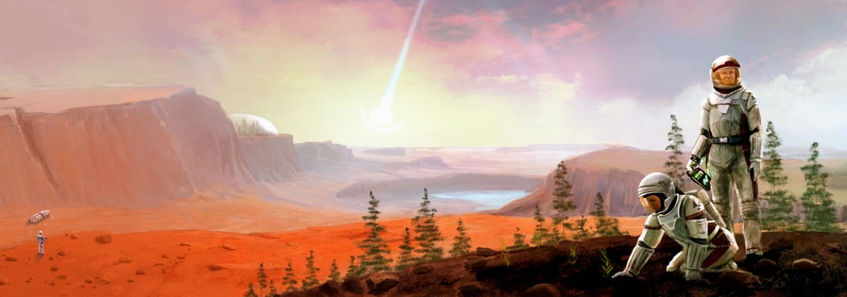 Terraforming Mars stigao na Steam