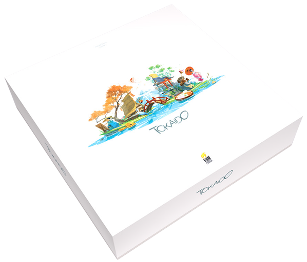 Tokaido: 5th Anniversary