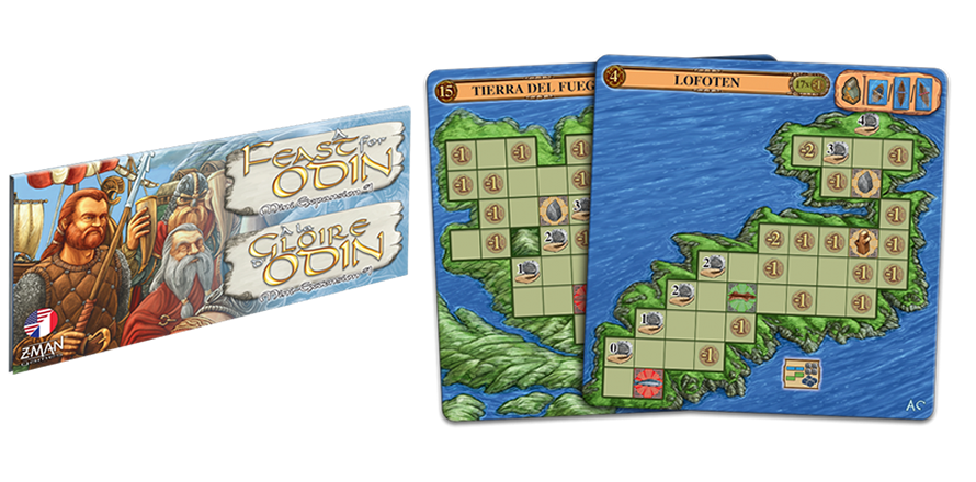A Feast for Odin: Lofoten, Orkney and Tierra del Fuego