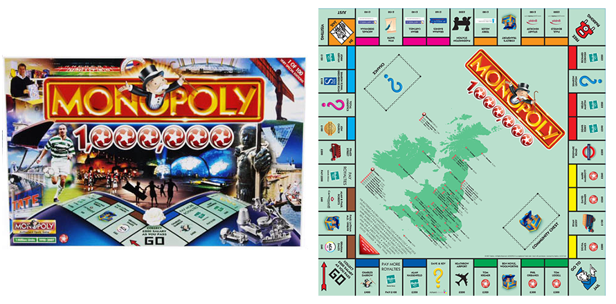 Monopoly 1.000.000 Edition