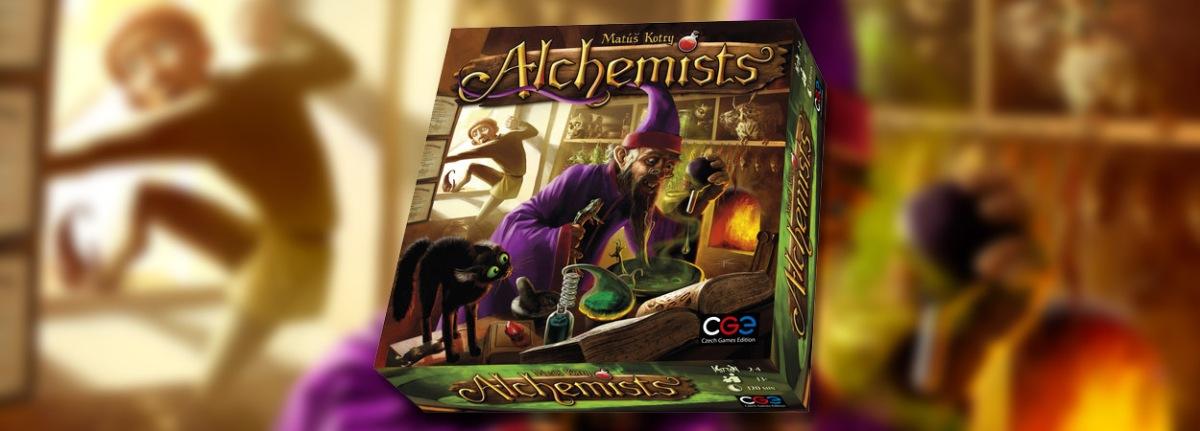 Alchemists - recenzija