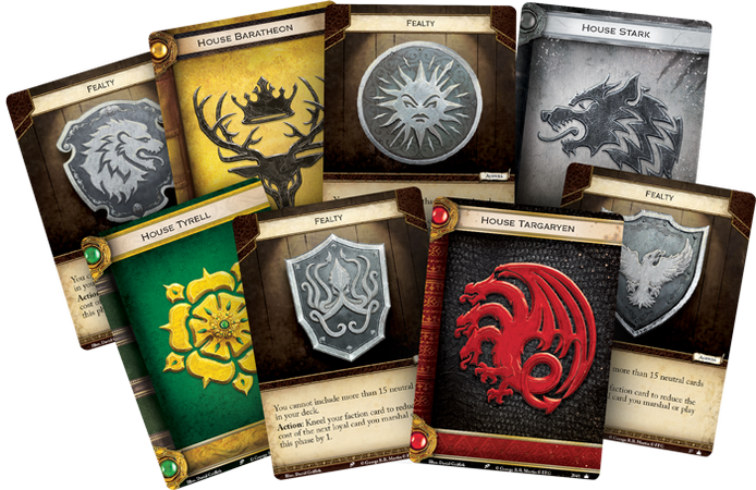 Game of Thrones LCG: Intro Decks