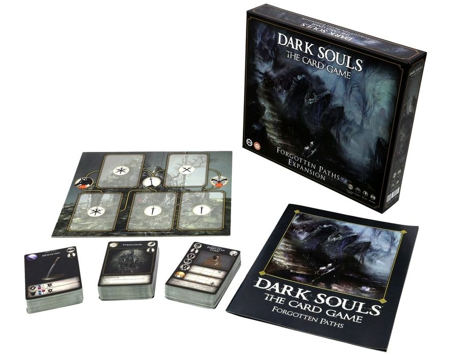 Dark Souls - The Card Game: Forgotten Paths