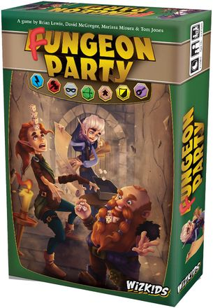 Fungeon Party