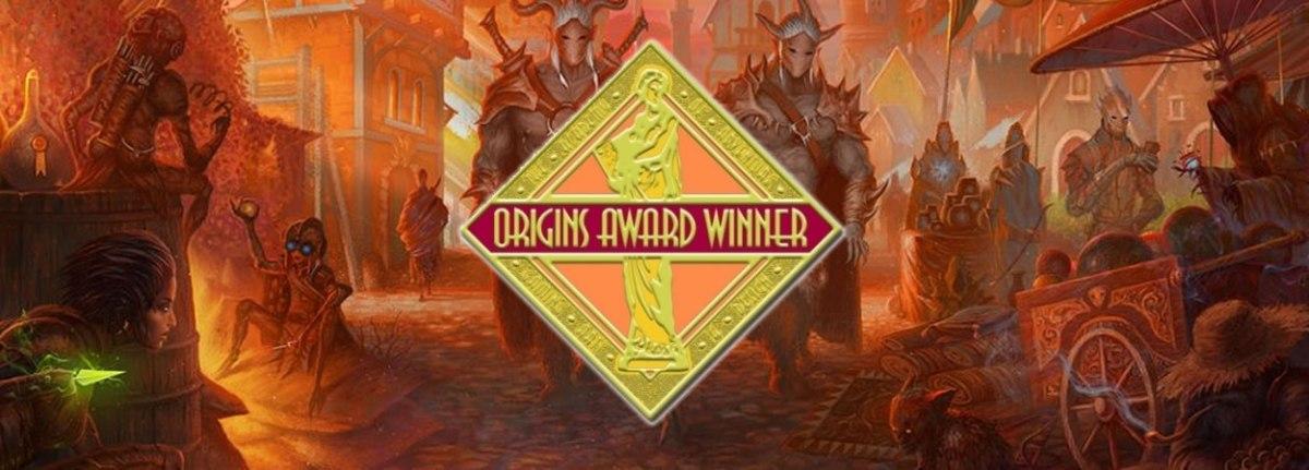 Origins Awards 2018 - Gloomhaven, Azul, Ex Libris i Warhammer 40.000 među nagrađenima