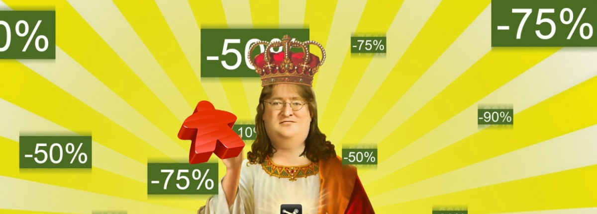 Steam ima veliko sniženje digitalnih društvenih igara
