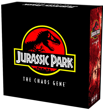 Jurrasic Park The Chaos Gene