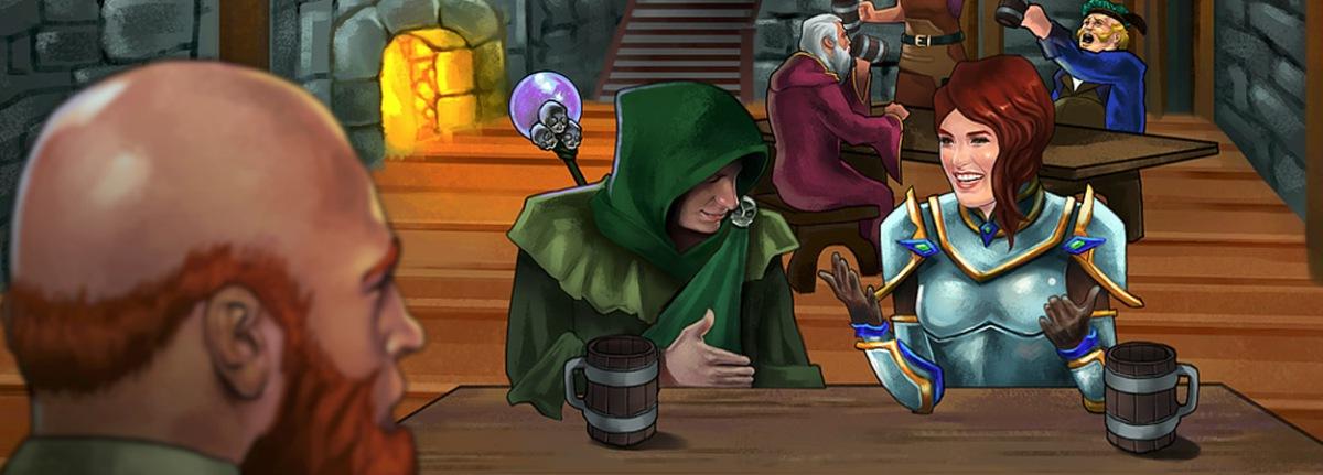 Role Quest je igra uloga u bukvalnom smislu