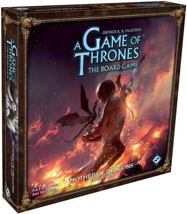 A Game of Thrones: The Board Game Mother of Dragons