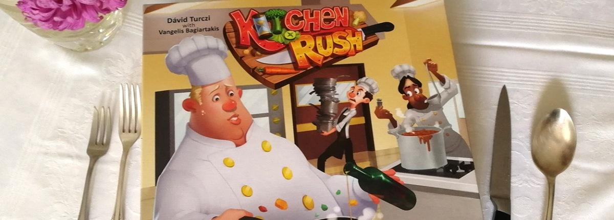 Kitchen Rush - recenzija