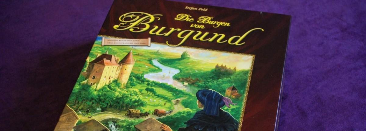 The Castles of Burgundy - recenzija