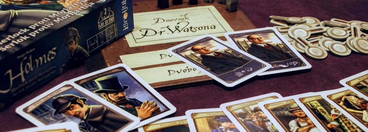 Holmes: Šerlok protiv Morijartija - recenzija