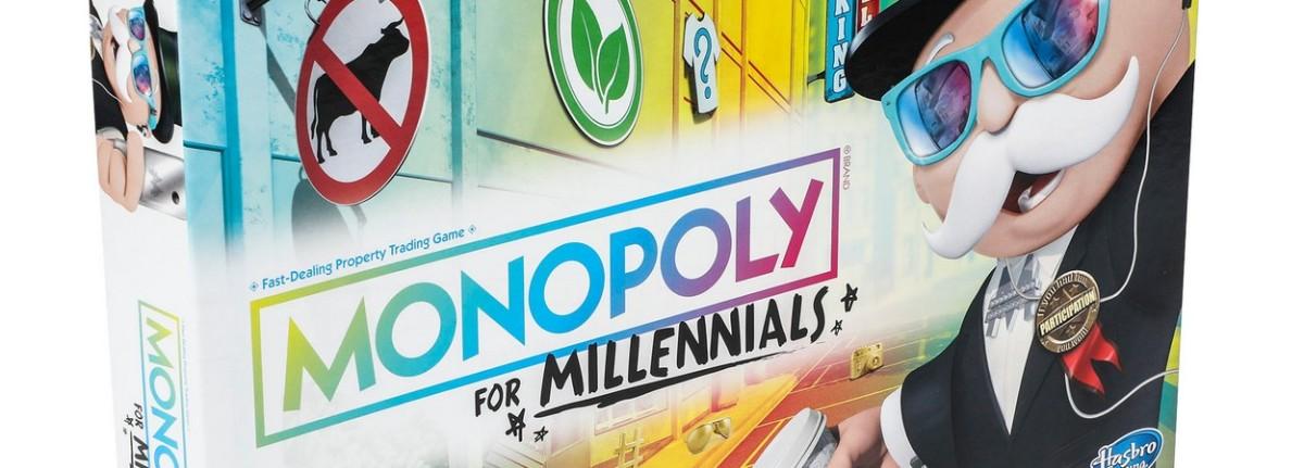 Hasbro objavio Monopol za milenijalce