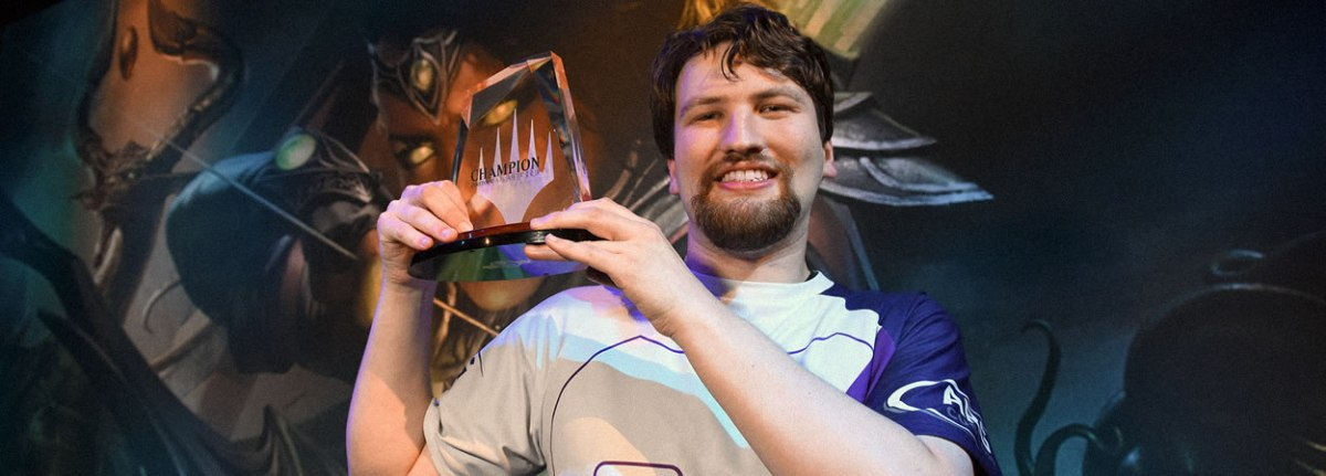 Andru Elenbogen je šampion Pro Tour Guilds of Ravnica
