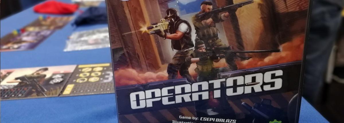 Operators - recenzija